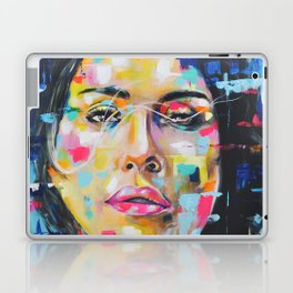 Color Space girl Laptop & iPad Skin