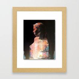 Inge Framed Art Print