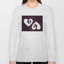 Heart Glow Long Sleeve T-shirt