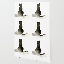 I Love Cats No. 2 by Kathy Morton Stanion Wallpaper