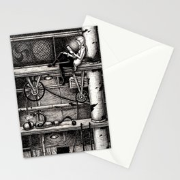 E-Reader Stationery Cards