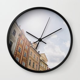 Old Town Square, Prague Wall Clock