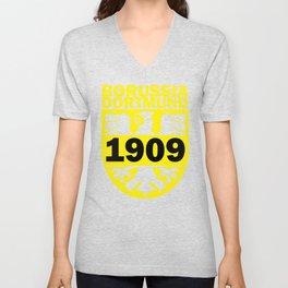 Slogan: Dortmund Unisex V-Neck