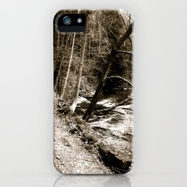 Follow Your Path iPhone Case