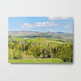 Danville, Vermont Metal Print