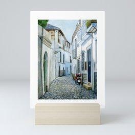 Albaicín, Granada, Spain Mini Art Print