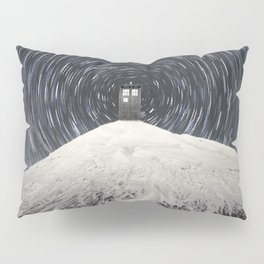 Tardis Art Time Vortex Pillow Sham