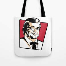 Colonel George Tote Bag