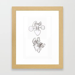 machinery No. 0004 Framed Art Print