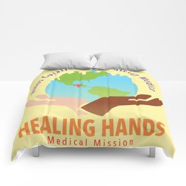 Healing Hands Medical Mission Comforters