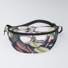 Magnolia flower Fanny Pack