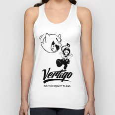 VERTIGO - LUIGI'S MANSION Unisex Tank Top
