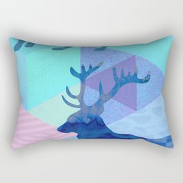 Stag Party Rectangular Pillow