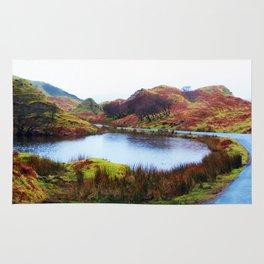 Fairy Glen, Isle of Skye Rug
