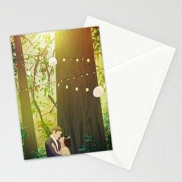 Redwoods Wedding Stationery Cards