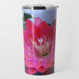 Roses Are White, Cactus is Rose... Travel Mug