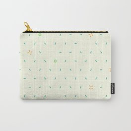 pastel confetti Carry-All Pouch