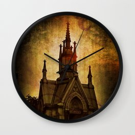 Gothic Sweet Gothic Wall Clock