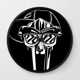 Chillin Villain Wall Clock