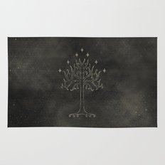 Lord of the Rings: Tree of Gondor Rug