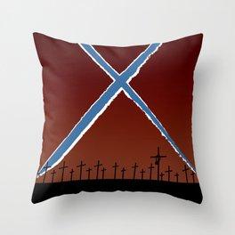 The Confederation Throw Pillow
