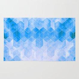 Blue Light Rug