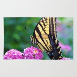 The Butterflies Garden Rug
