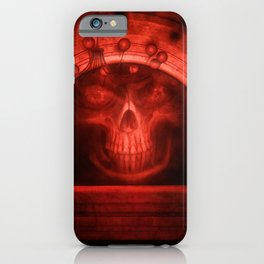 Witching hour in the House of Dead iPhone Case