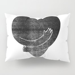 Illustrations / Love Pillow Sham