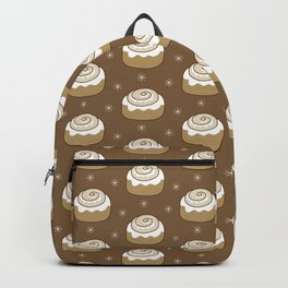 Cinnamon Bun Backpack