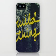 Wild Thing iPhone (5, 5s) Slim Case