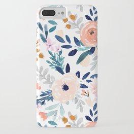 Jolene Floral iPhone Case