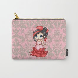 Valentines Day Chibi Carry-All Pouch