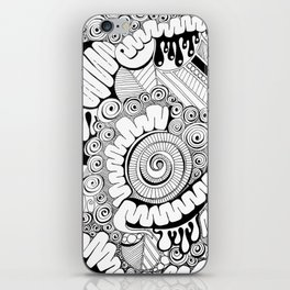 Viscera Phantasma Doodle iPhone Skin
