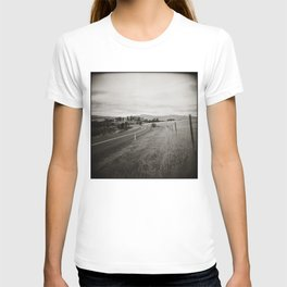 {  on the road } T-shirt