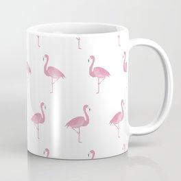 Flamingo Pattern Coffee Mug