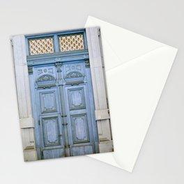 Door Series - Blue Door II Stationery Cards