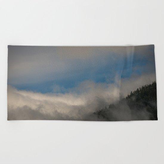 Olympic National Park Beach Towel