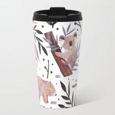 Animals of Australia Field Guide Travel Mug