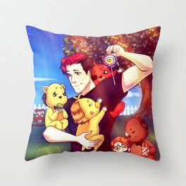 The Treasure that I hold - Markiplier, Jacksepticeye and FNAF Throw Pillow