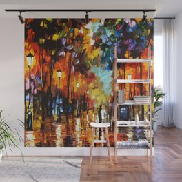 Tardis Art And The Couple Starry Night Wall Mural