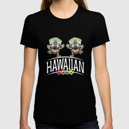 Designed for trendy, fun loving people who love Hawaiian art and love go out on a beach Tee HAWAIIAN T-shirt