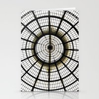milan Stationery Cards featuring Milan by Alev Takil