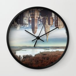 Seperation of state Wall Clock