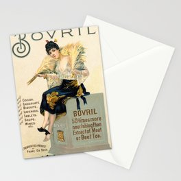 Bovril Stationery Cards