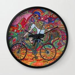 Pizza Dreams Wall Clock