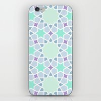 arabic iPhone & iPod Skins featuring Arabic pattern by tuditees