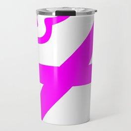 Anti-Cigarette (PINK) Travel Mug