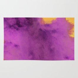 Ultraviolet Smoke Rug