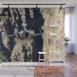 F-35 in Death Valley Wall Mural